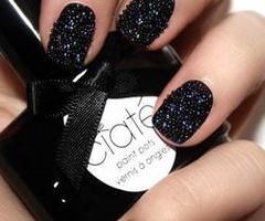 Le vernis caviar