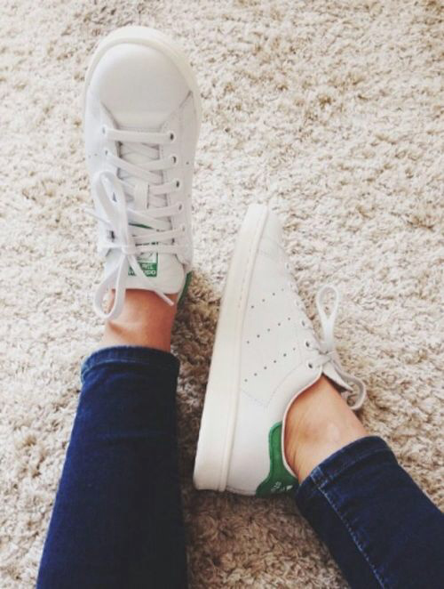Tendance basket : les Stan Smith