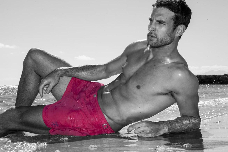 Tendance maillots de bain homme été 2015