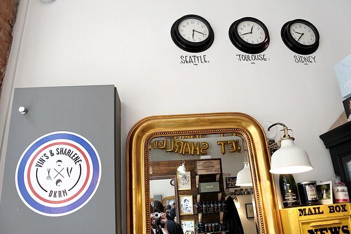 vin's et sharlene salon de coiffure - tendance clemence