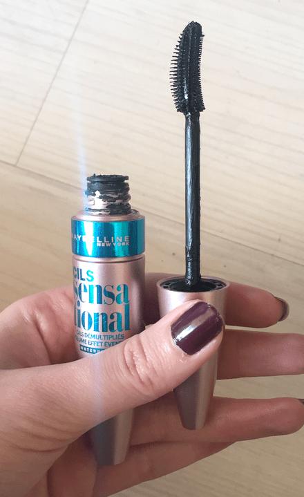 mascara cils sensational