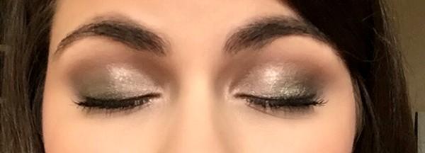 maquillage vert foret 4