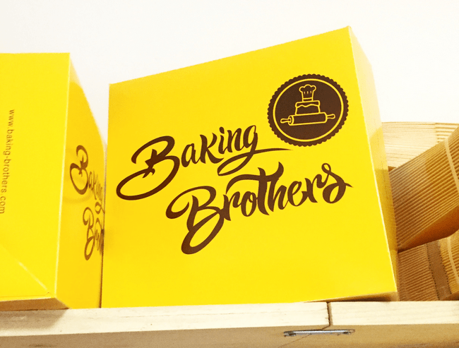 BAKING BROTHERS 6
