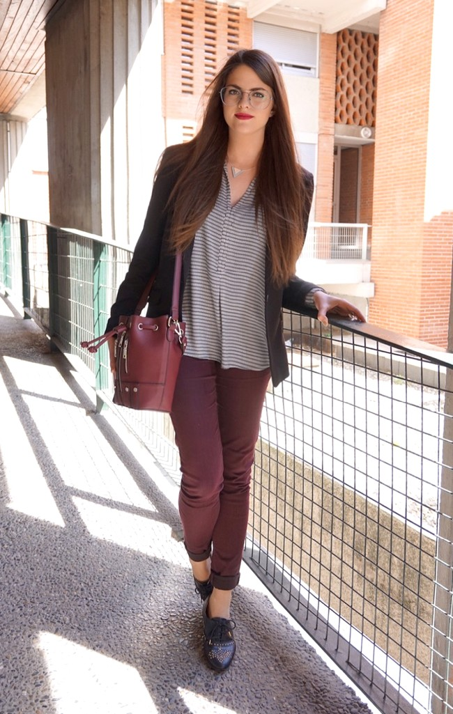 LOOK MODE DERBIES BORDEAUX TOULOUSAINE