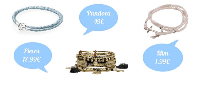 accessoires bracelets