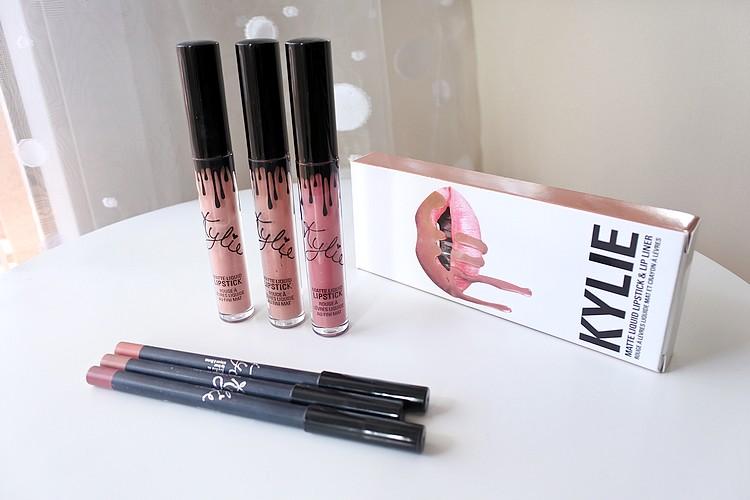 Les Lip Kit de Kylie Cosmetics tendance clemence
