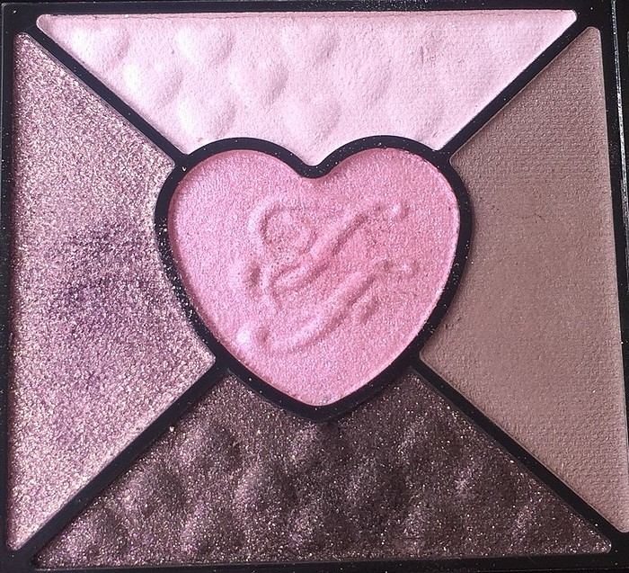 palette love too faced 13