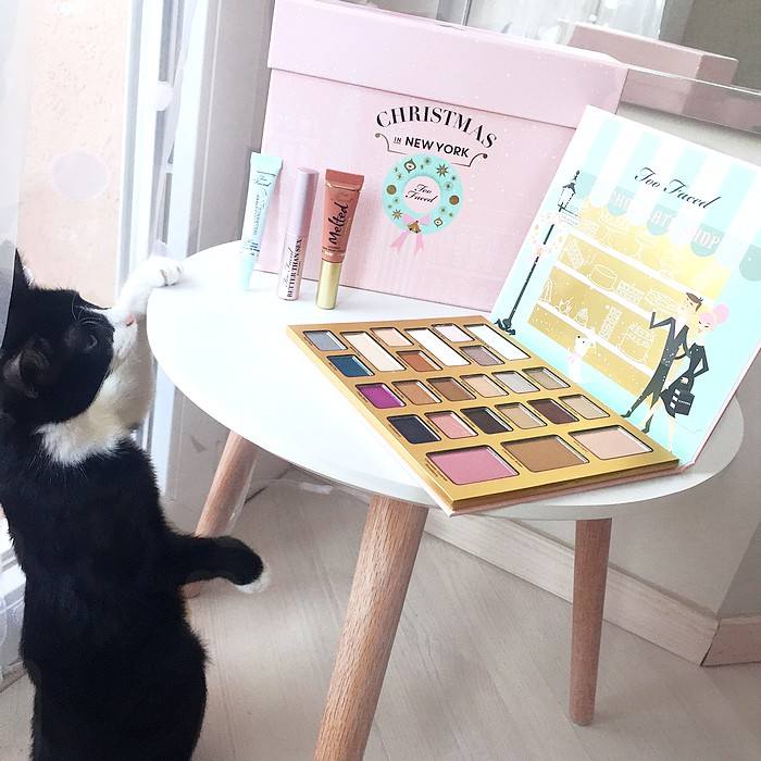Chocolate Shop palette Noel 2016 Too Faced 1