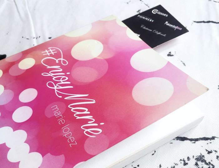 Livre Enjoy Marie 4