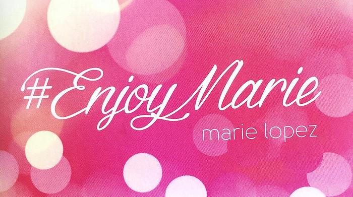 Livre Enjoy Marie 6