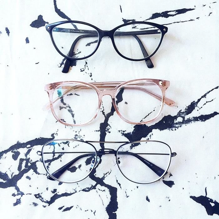 Usine à lunettes collection