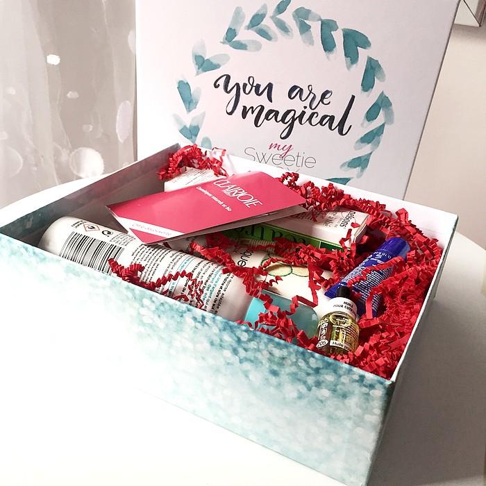 my sweetie box