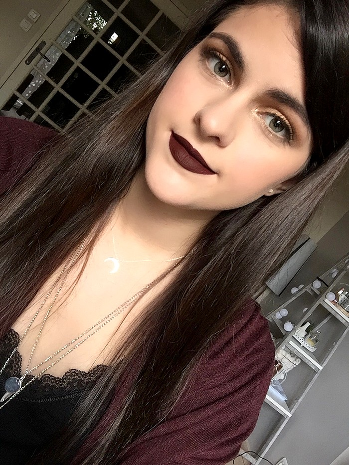 maquillage bronze
