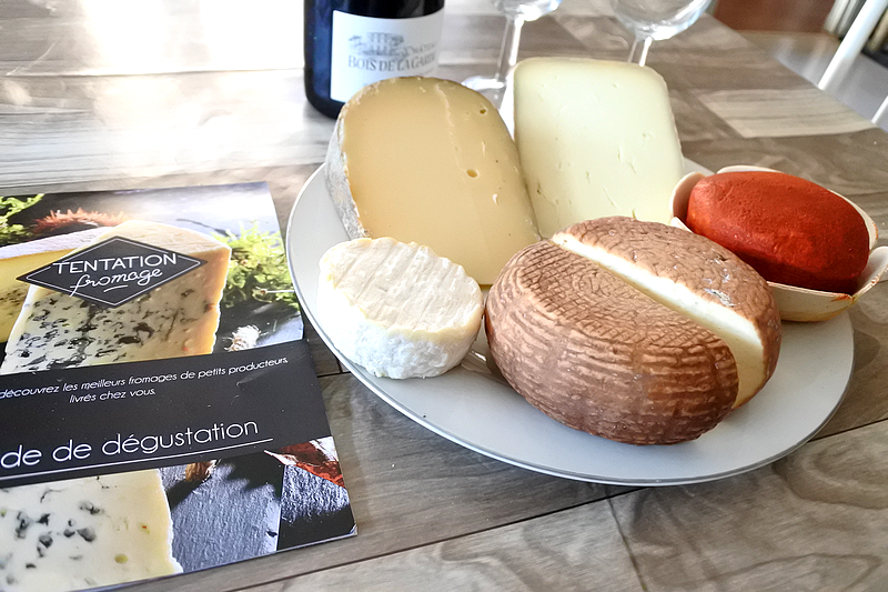 tentation fromage
