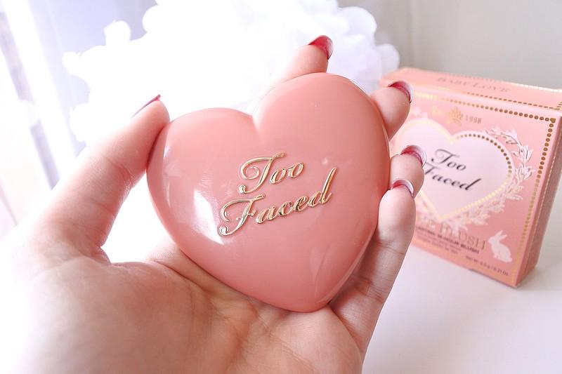 Blush Love Flush Too Faced - tendance clémence blog beauté