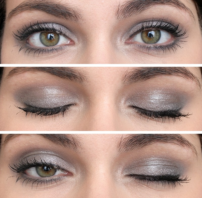 smoky gris clarins tendance clemence
