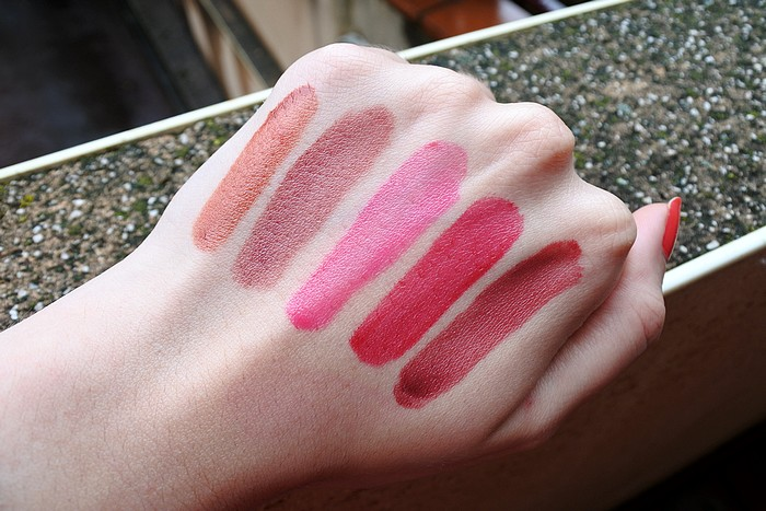 Les encres à lèvres Lip Tattoo de Dior tendance clémence