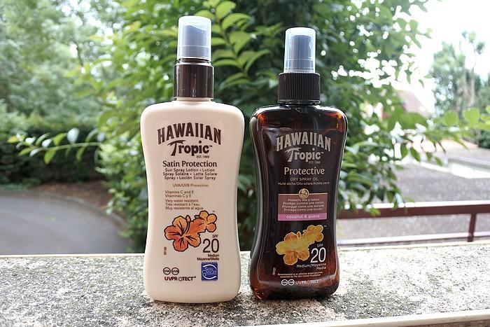 hawaiian tropic tendance clémence blog
