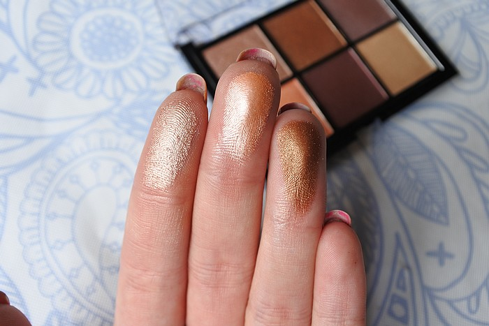 palette cosmic metals nyx tendance clémence