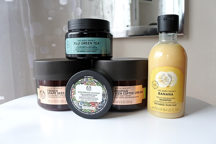 gamme spa of the world the body shop tendance clémence