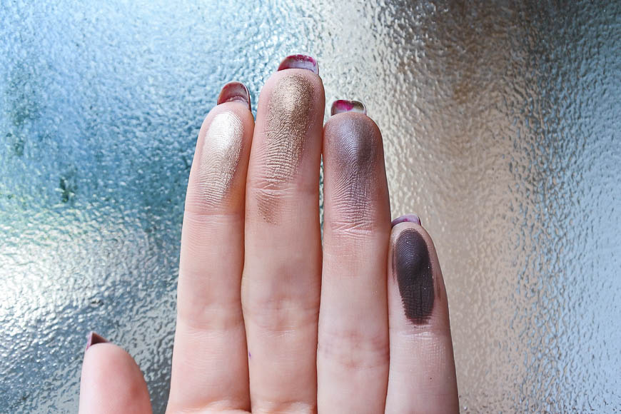 palette Eye Essential n°2 de Couleur Caramel tendance clémence blog beauté toulouse