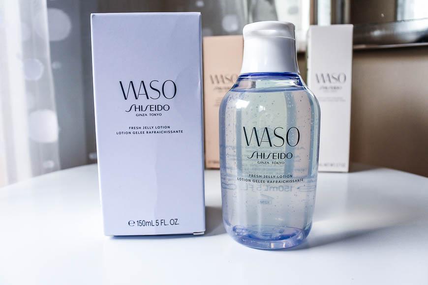 gamme waso shiseido tendance clémence blog beauté
