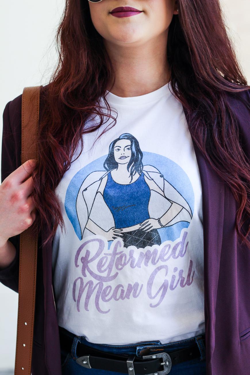 Look n°128 • Mean Girl