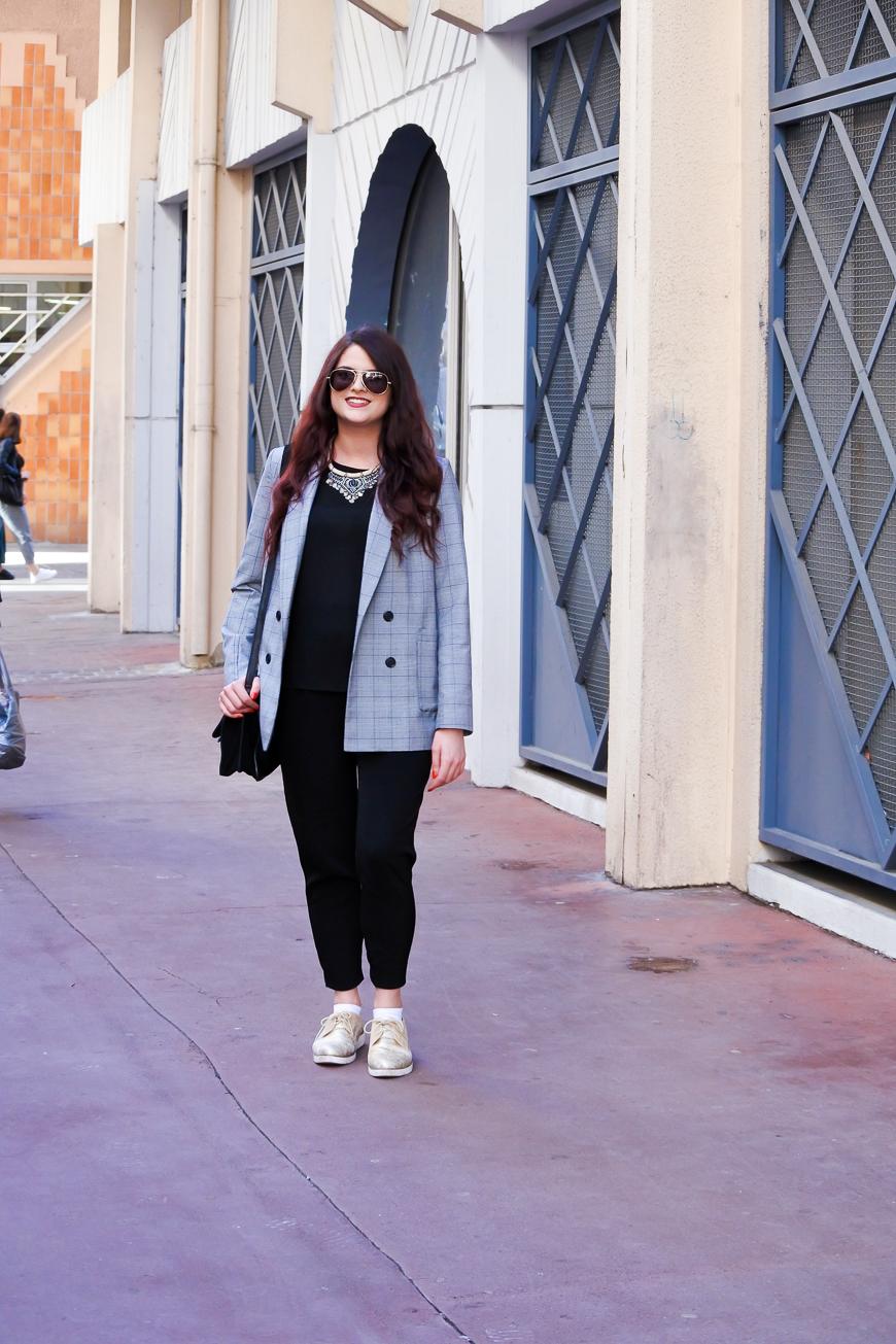 Look n°129 • L'astuce de la veste à motifs