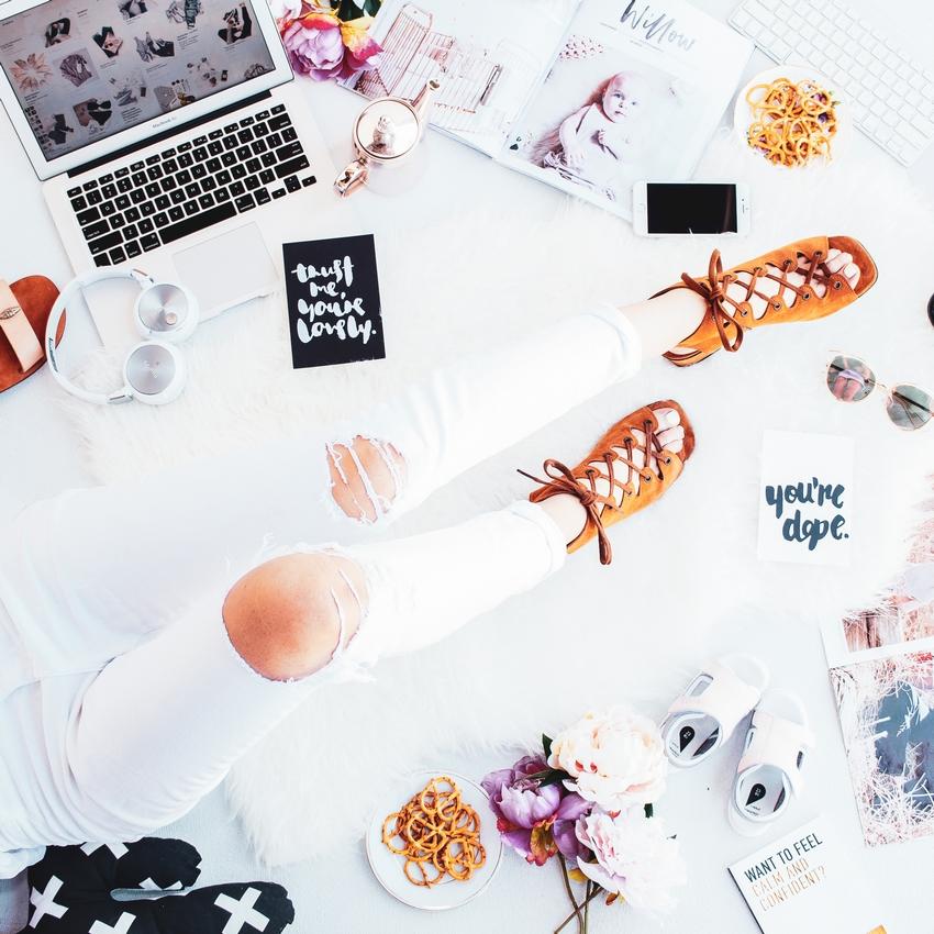 Créer son blog • 5 conseils de base pour bien démarrer