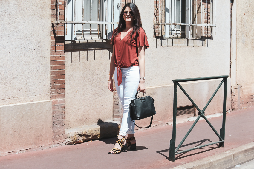 Look n°143 • Couleur Terracotta