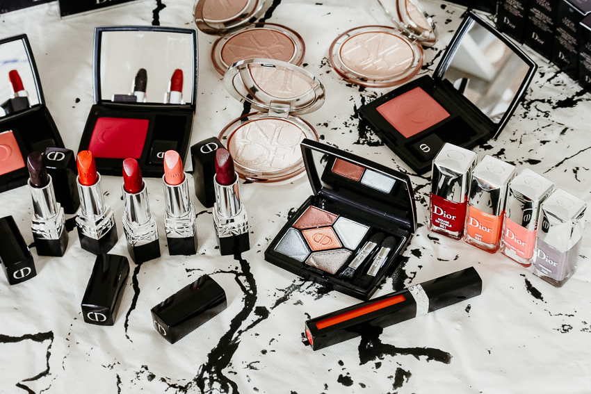 Collection make-up Dior en Diable | Fall 2018