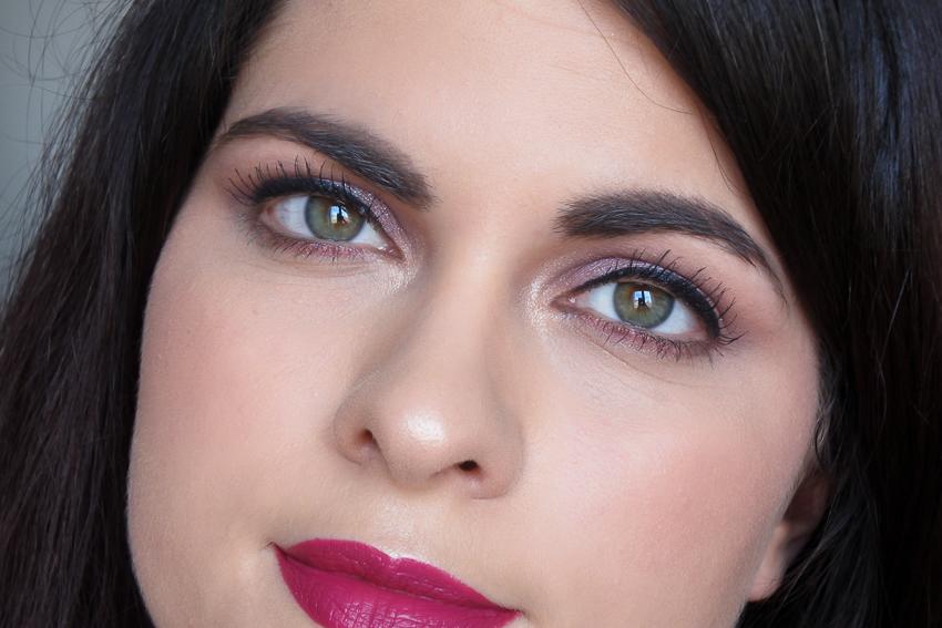 Tutoriel • Un maquillage avec des produits haut de gamme