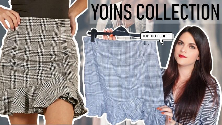 Haul • Je teste le site asiatique YOINS COLLECTION !