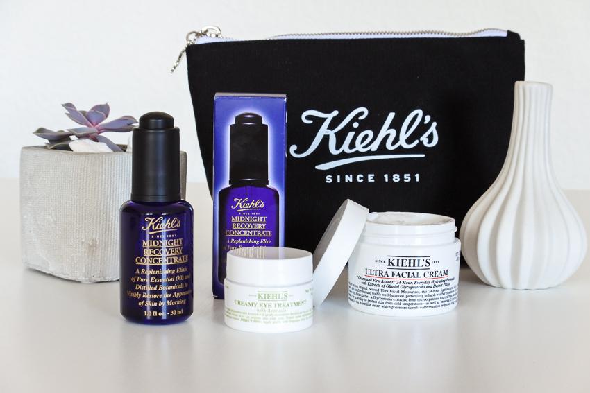 Mes trois produits préférés chez Kiehl's