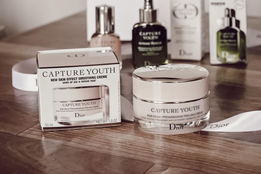 Les nouveautés anti-âge Capture Youth Dior