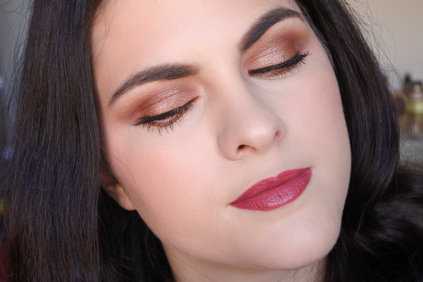 Routine make-up • Mon maquillage quotidien du moment