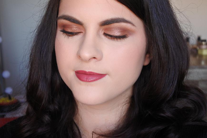 Routine make-up • Mon maquillage quotidien du moment