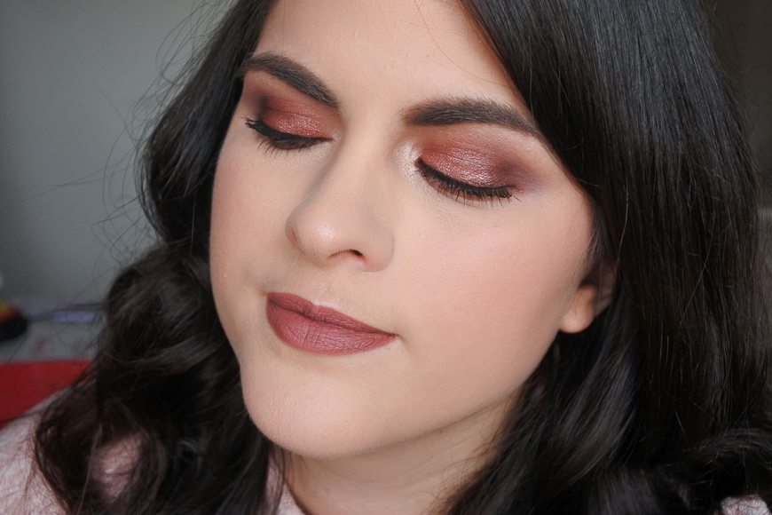 Tutoriel • Deux make-up avec la palette Pretty Rich
