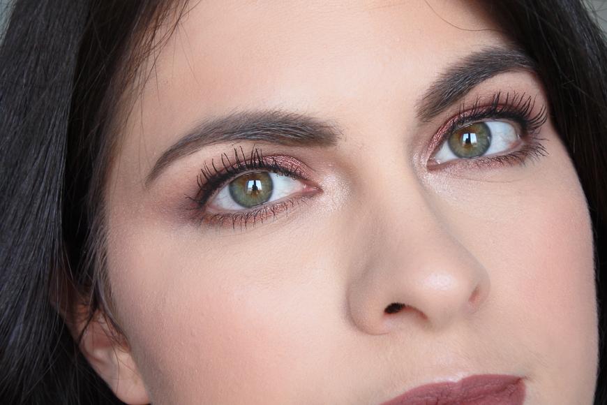 Tutoriel • Deux make-up avec la palette Pretty Rich