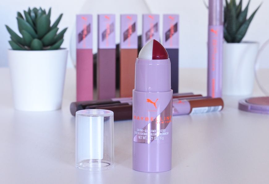 Puma x Maybelline Collection de maquillage