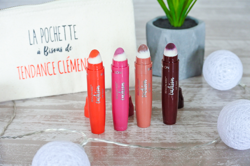 Kiss Cushion Lip Tint de Revlon