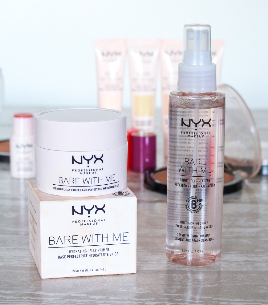 Bare With Me NYX