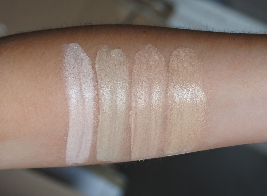 La collection d'été Bare With Me NYX Cosmetics