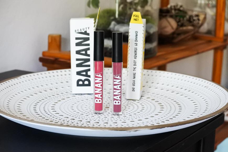 rouges à lèvres banana beauty