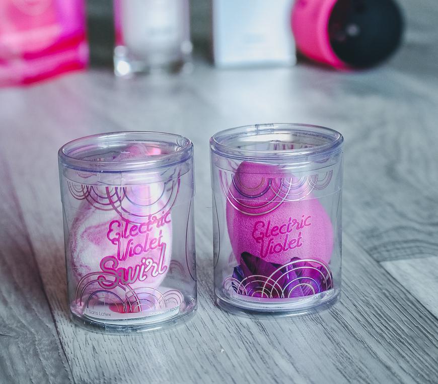Beauty Blender Electric Violet Swirl