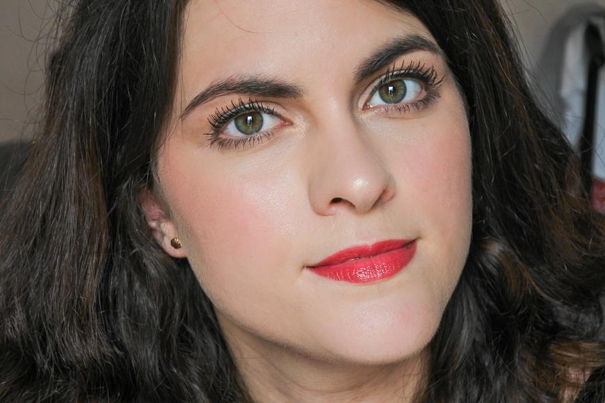 maquillage léger pour l'été
