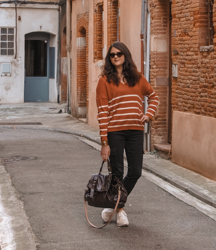 Style casual pour une transition hivernale