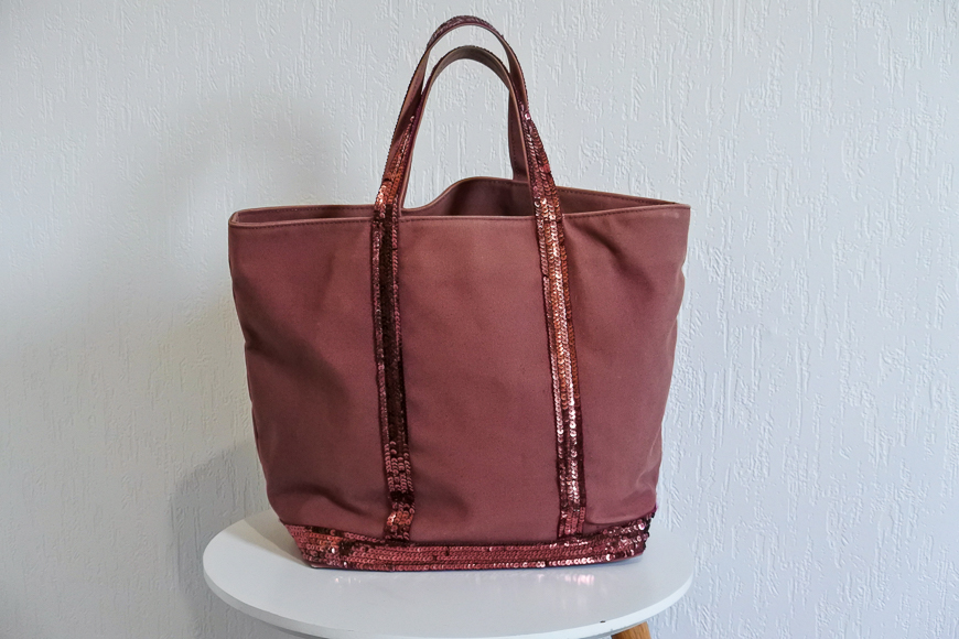 sac en toile taille moyenne