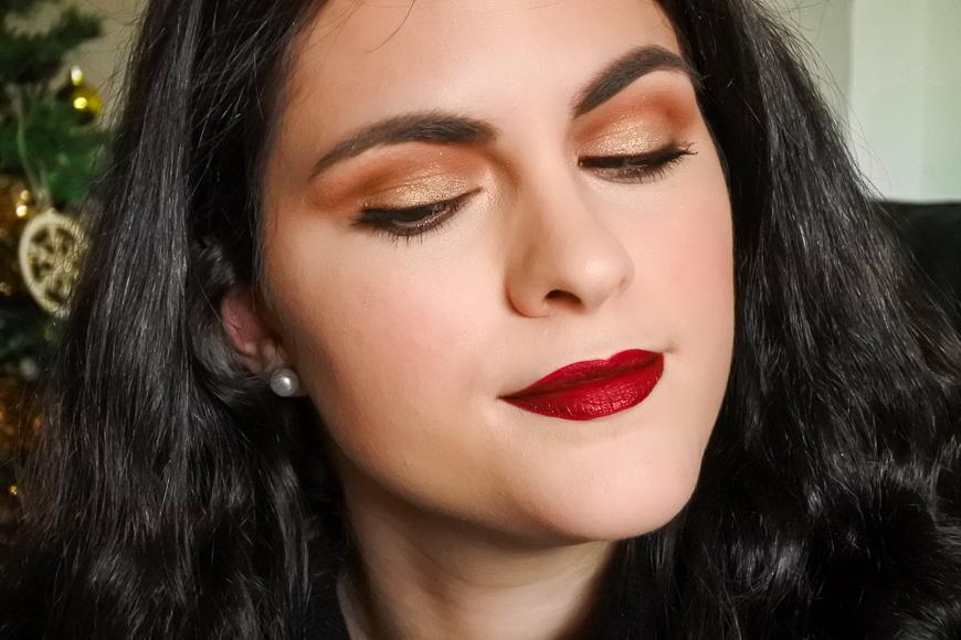 Tutoriel maquillage pour les fêtes