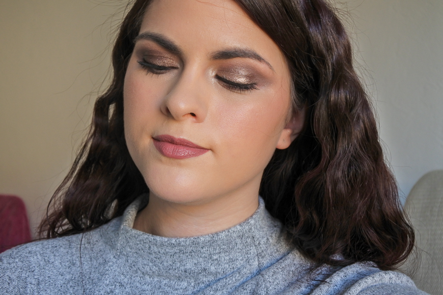 maquillage smoky